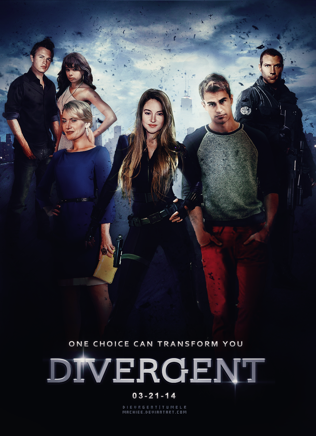 adoption at the movies : divergent adoption movie review
