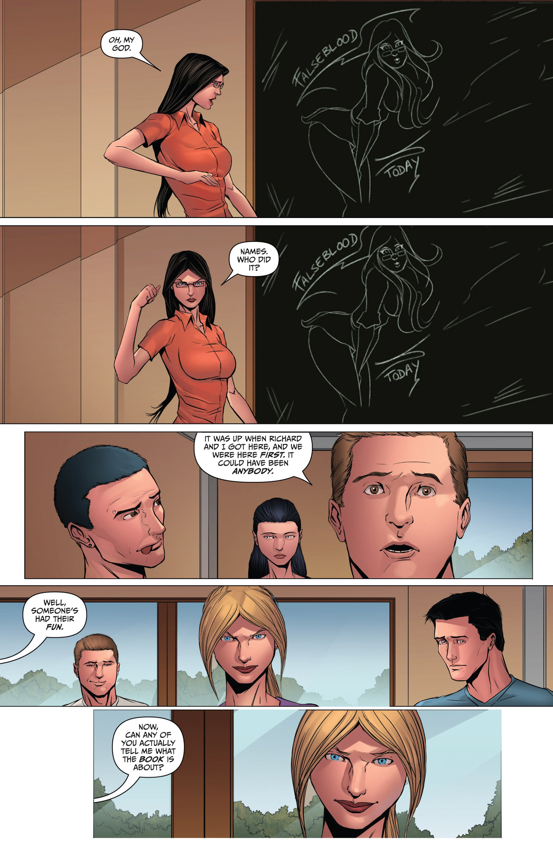 Grimm Fairy Tales (2005) Issue #89 #92 - English 7