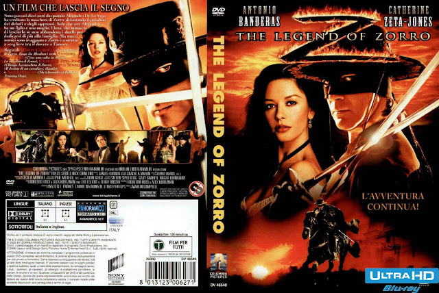 The Legend of Zorro Hindi Dubbed Watch Online Free
