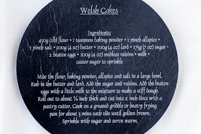 Welsh Cake recipe on Welsh Slate