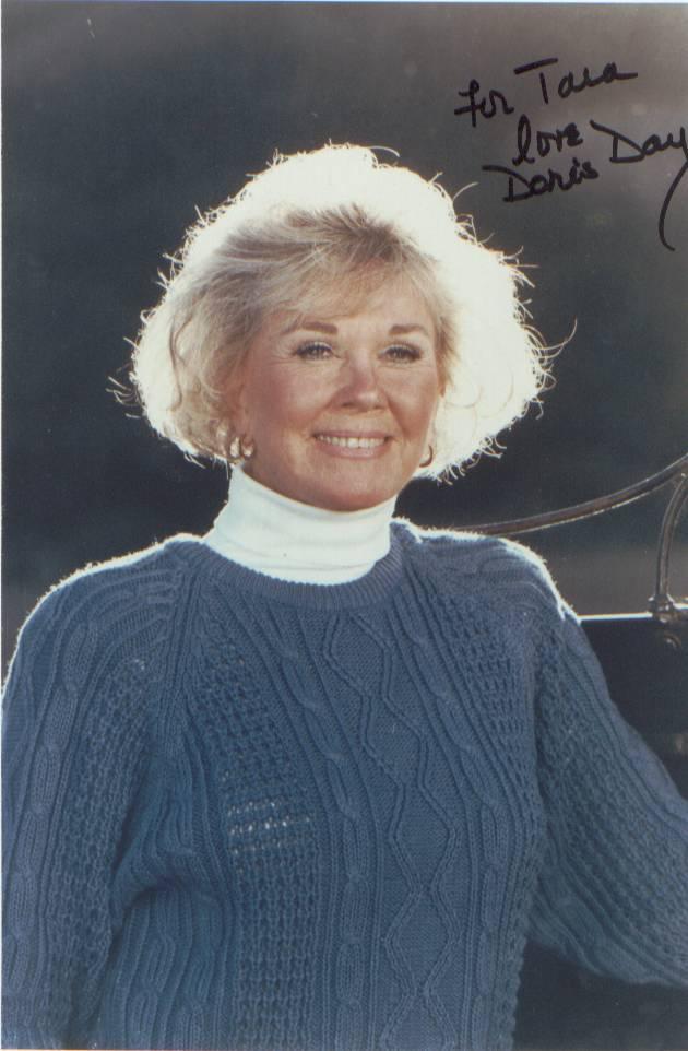 Doris Day Recent Photos 2013 Today, doris turns 90.