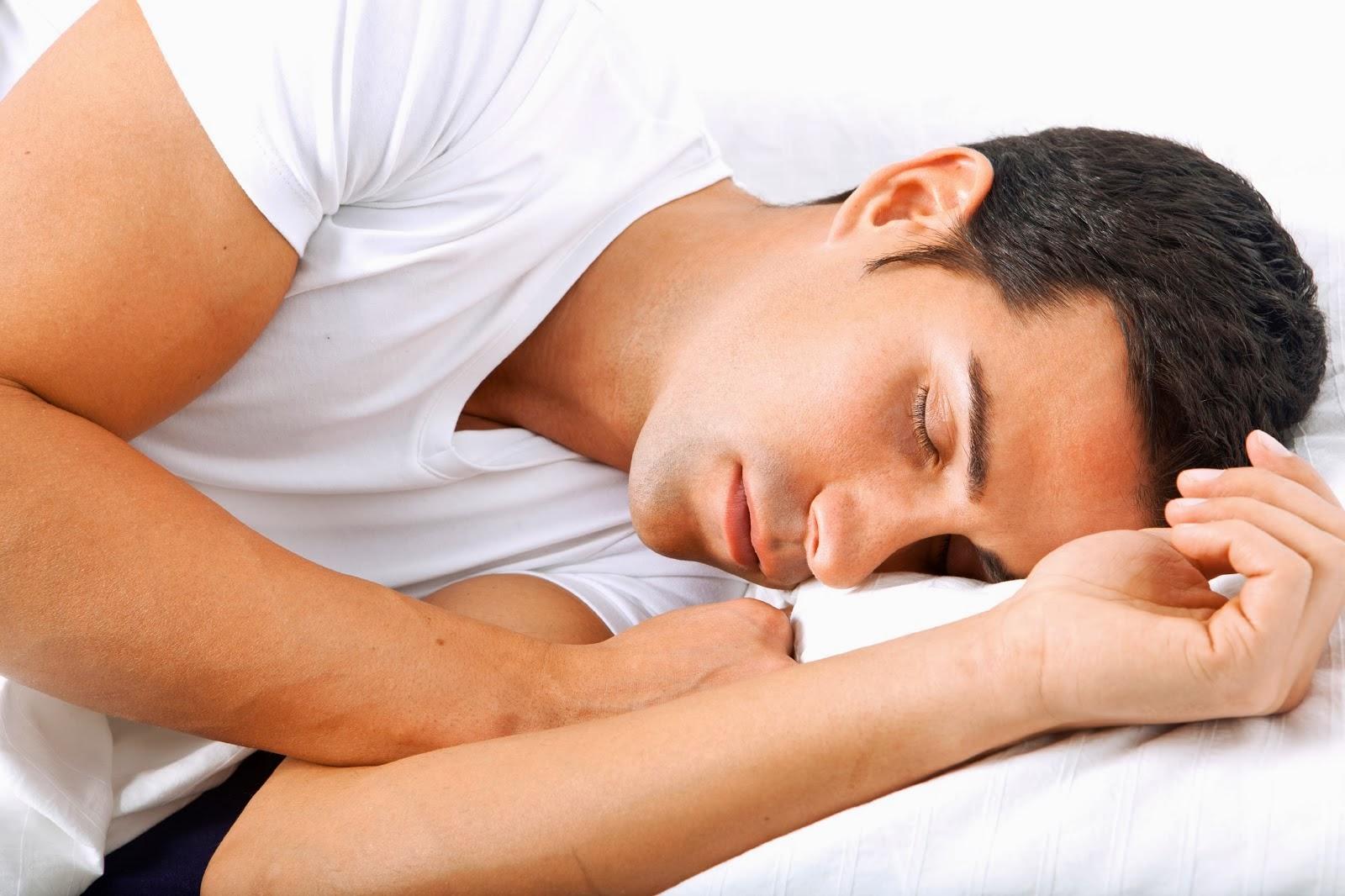 3 hal Unik Saat Tidur