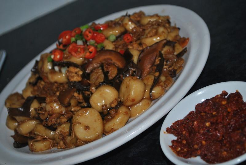 Carol 39 s life journey recipe hakka yam abacus for Abacus cuisine of china