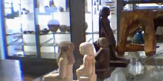 Misteri Patung Mesir Berumur 4.000 Tahun