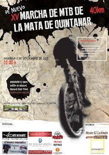 ZUMBA en Segovia con Intenxity Sport en la Marcha MTB de la Mata de Quintanar