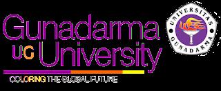 Singkatan Kelas/Jurusan dan Warna Khusus Fakultas Universitas Gunadarma
