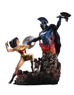 Wonder Woman (DC Comics) Character Review - Statue Product