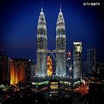 Virtual tour of Kuala Lumpur, Malaysia