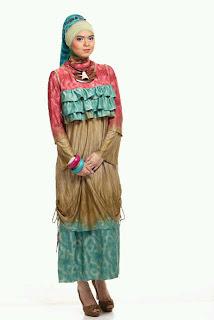 model busana muslim remaja terbaru 2013