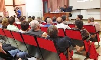 Contra el fracking en Calasparra. 10.05.2013