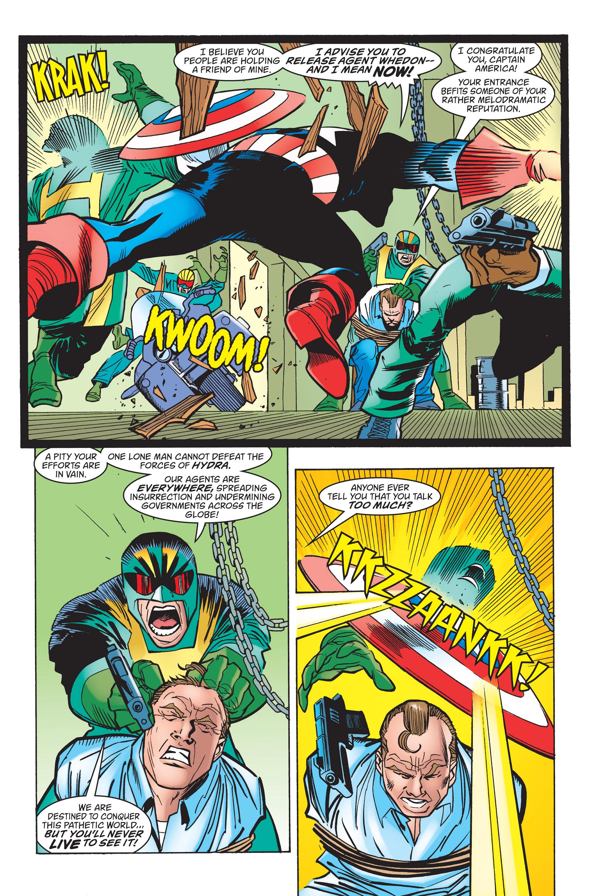 Captain America (1998) Issue #24 #30 - English 3