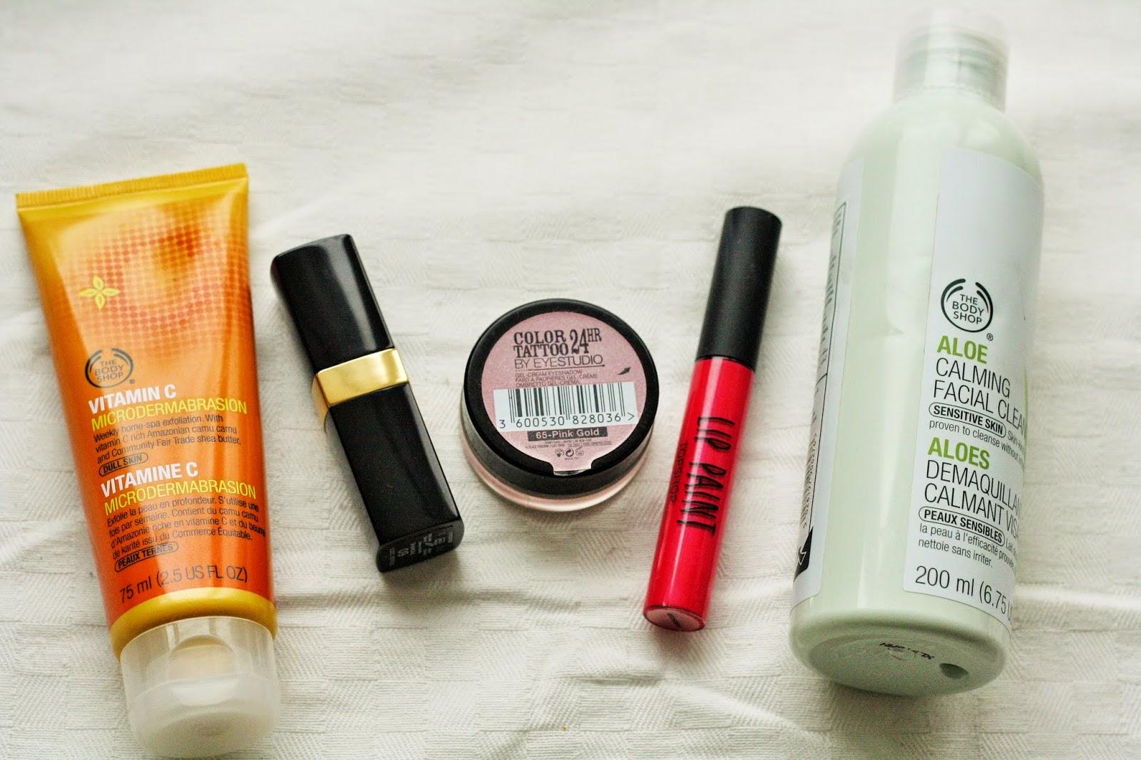 Chanel Lipstick Tromphe