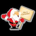 Crie a sua mensagem de Natal