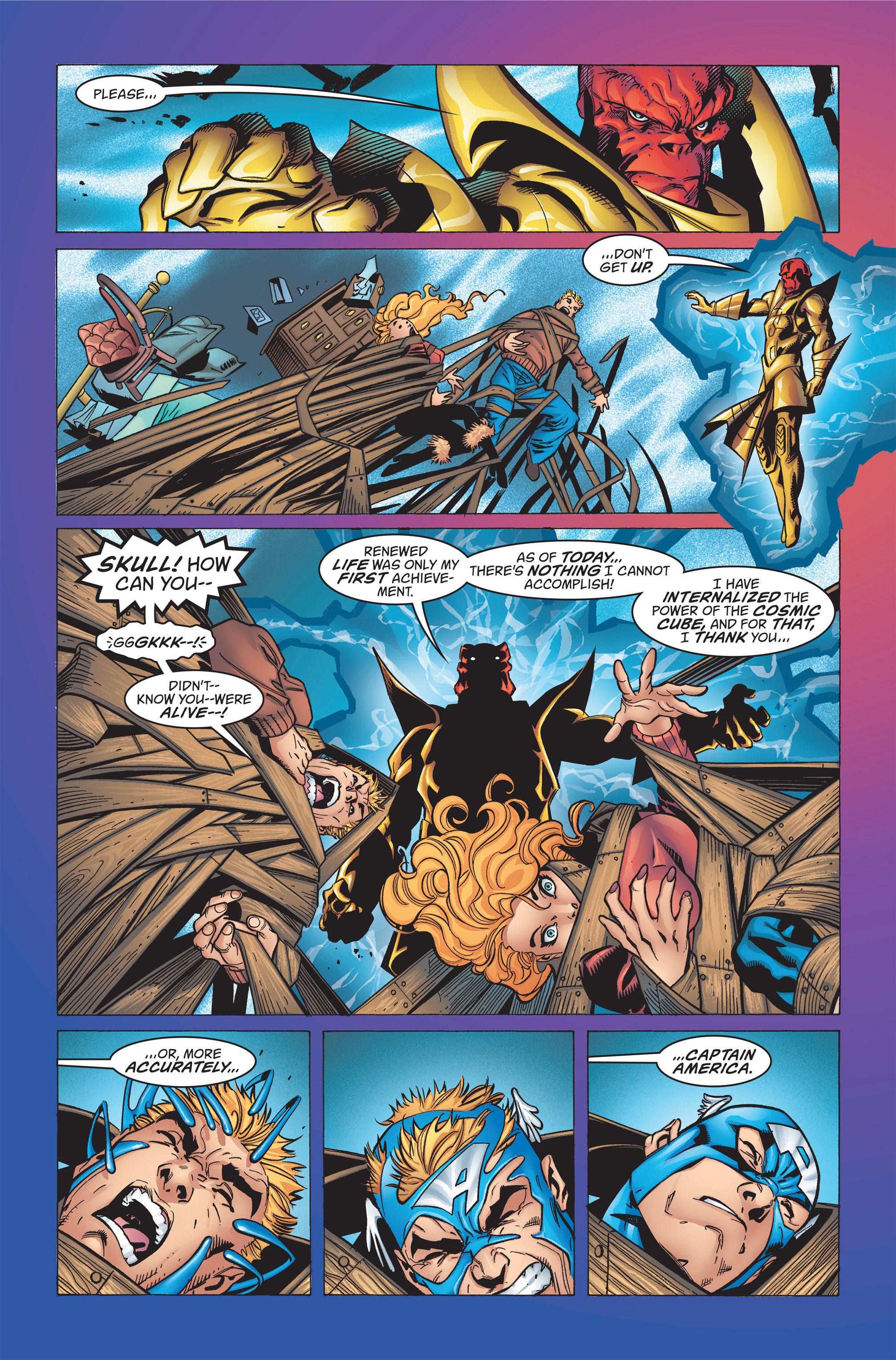 Captain America (1998) Issue #15 #21 - English 17