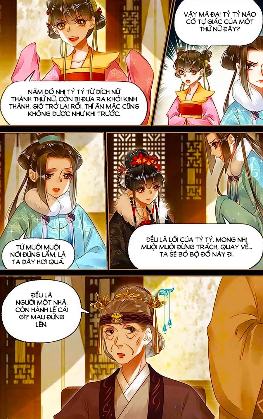 Thần Y Đích Nữ chap 164 - Trang 4