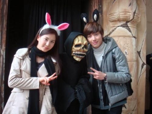 Phim We Got Married Seohyun -Khoai Lang Couple