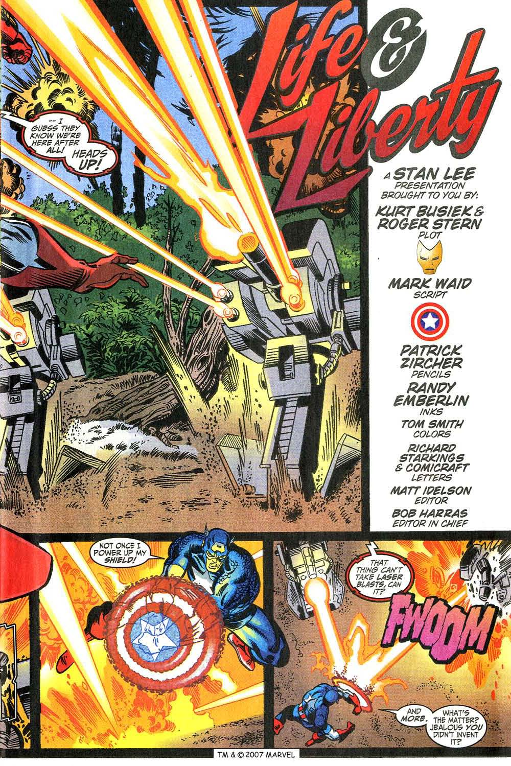 Captain America (1998) Annual 1998 #1 - English 7