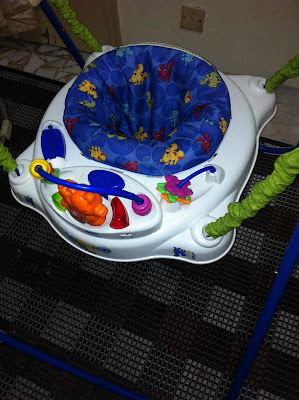 GET YOUR BRANDED BABY ITEMS AT AFFORDABLE PRICE!!!: Fisher Price Deluxe Jumperoo