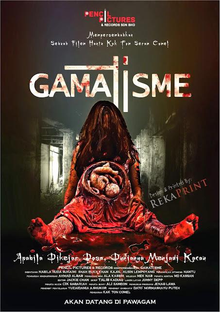 Gamatisme (2015), Tonton Full Movie, Tonton Filem Melayu, Tonton Movie Melalyu, Tonton Filem Online, Tonton Movie Online, Tonton Filem Terbaru