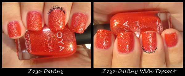 Zoya Pixiedust Summer Edition - Destiny