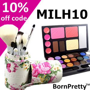 Discount code BPS born pretty store