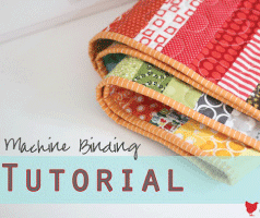 How to Machine Bind a Quilt...