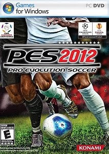 listão Pro Evolution Soccer 2012 Multi5-iND PC PT-BR (2011) PC download gratis