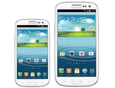 Samsung Hadirkan Galaxy S III Mini tanggal 11 Oktober 2012