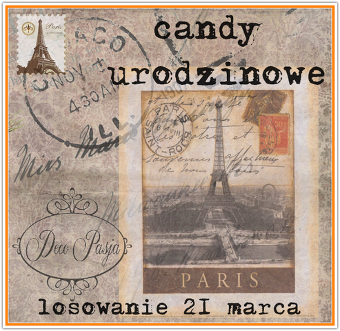 Candy prosto z Paris