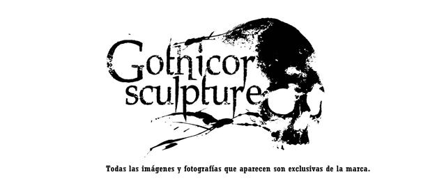 Gothicor sculpture