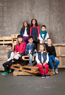 baby and kids wear denim collection