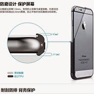 เคส-iPhone-6-รุ่น-เคส-iPhone-6-ยี่ห้อ-Rock-หลังใส-ของแท้-มี-5-สี
