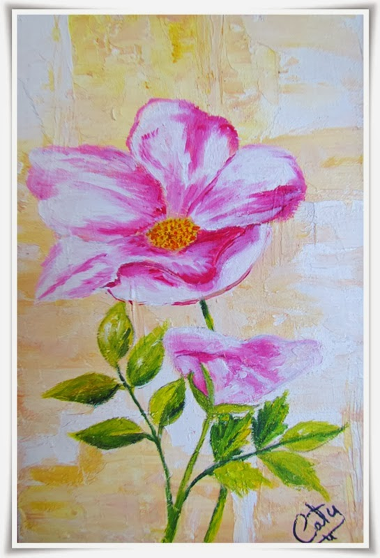 Discover the Pleasure Derived from Flower Paintings