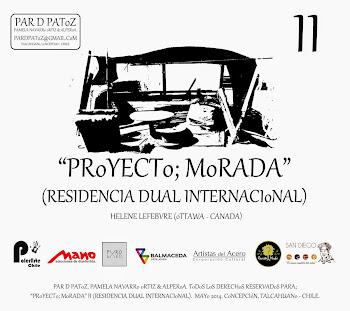 """""""PRoYECTo;  MoRADA II"""""""