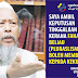 EKSKLUSIF ... Anwar Sudah Lama KUFUR & ROSAK AKIDAH!
