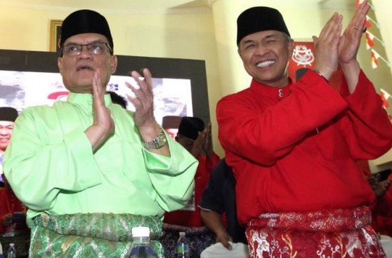 Komen Zahid Hamidi Isu Beberapa Menteri Besar Akan Disingkirkan