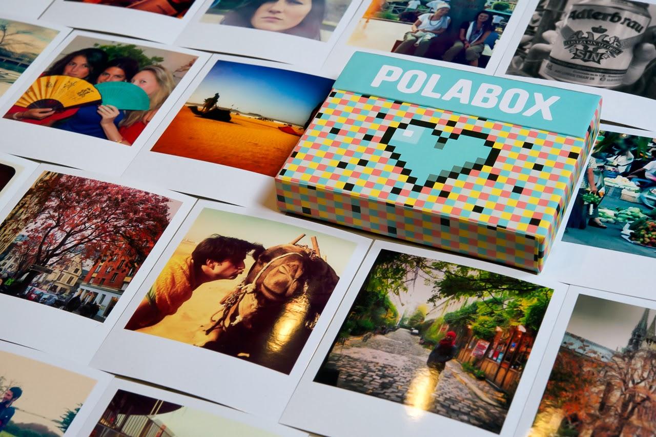 vos clich s fa on polaroid par polabox bons plans. Black Bedroom Furniture Sets. Home Design Ideas
