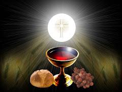Bendito alabado y adorado sea Jesús