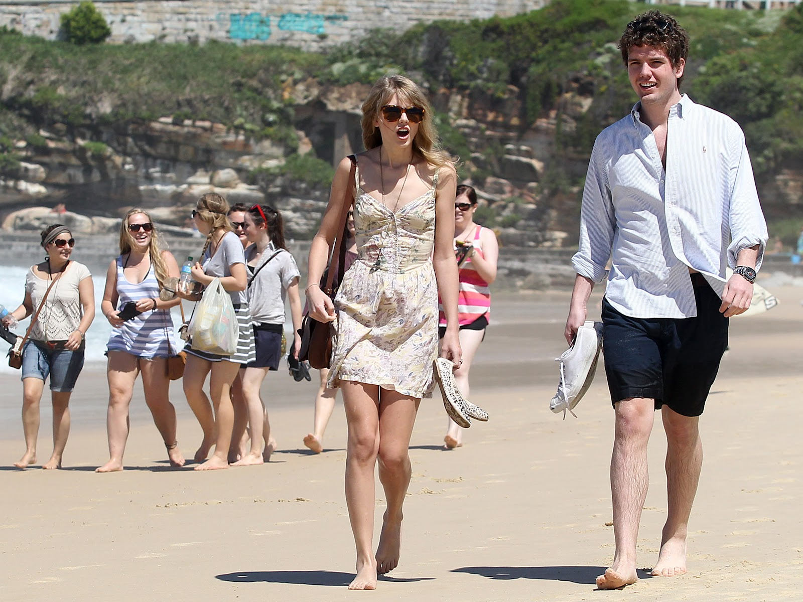 Taylor Swift Love Conor Kennedy Taylor Swift