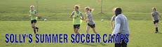 SOLLY HILTON - SUMMER SOCCER CAMPS