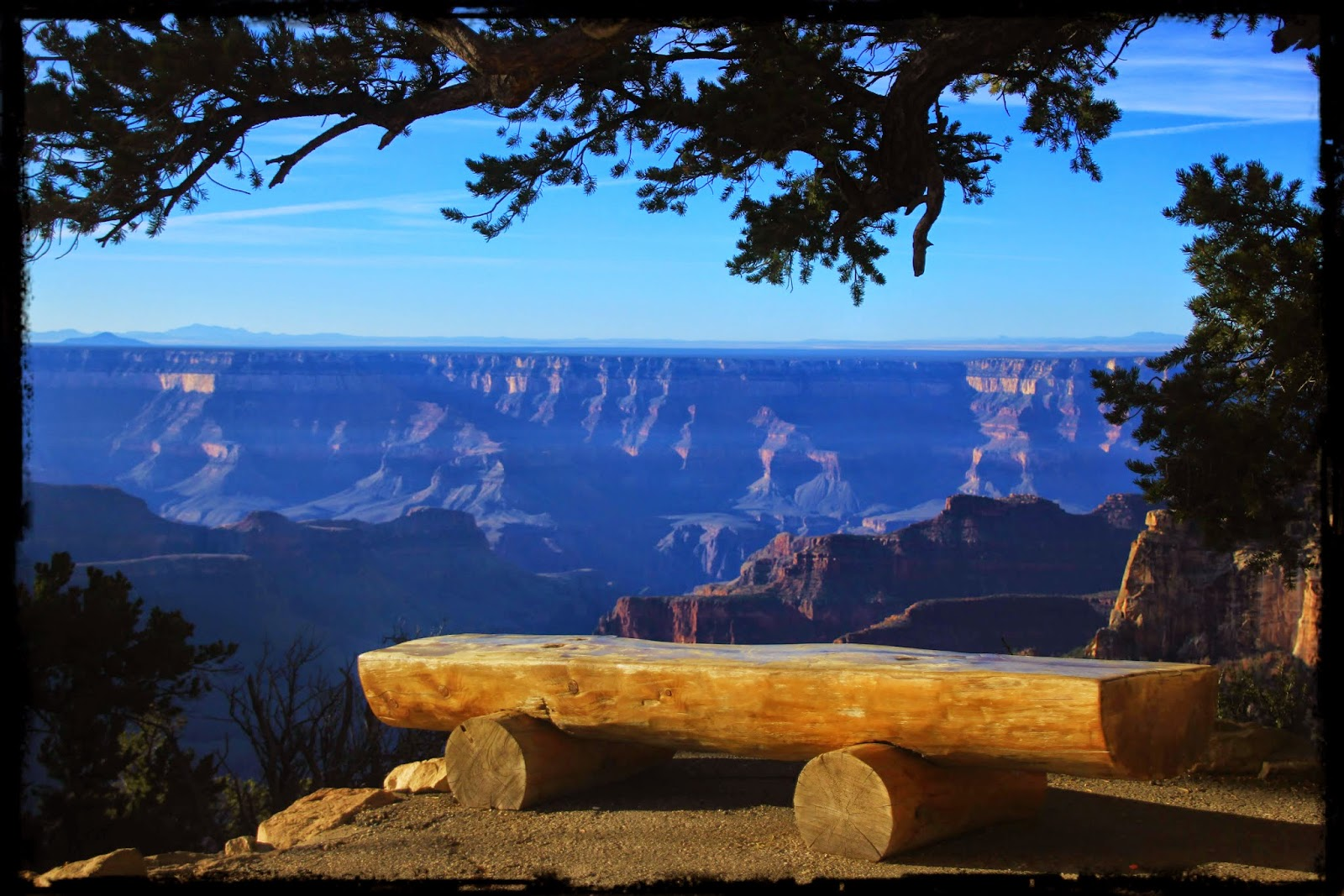 Bright Angel Point, North Rim, Grand Canyon