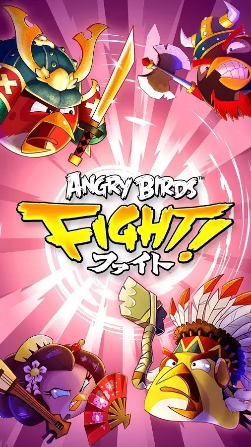 Angry Birds Fight! v1.2.0 Mega Mod | Flashing Room