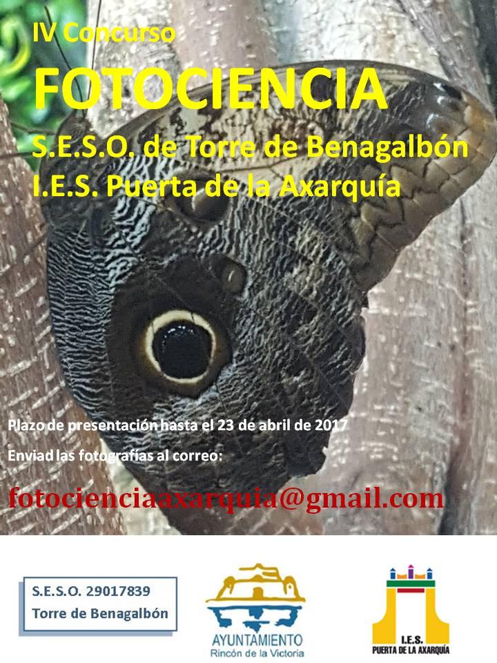 Concurso FOTOCIENCIA 2016/17