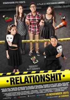 Sinopsis Film Movie Relationshit 2015