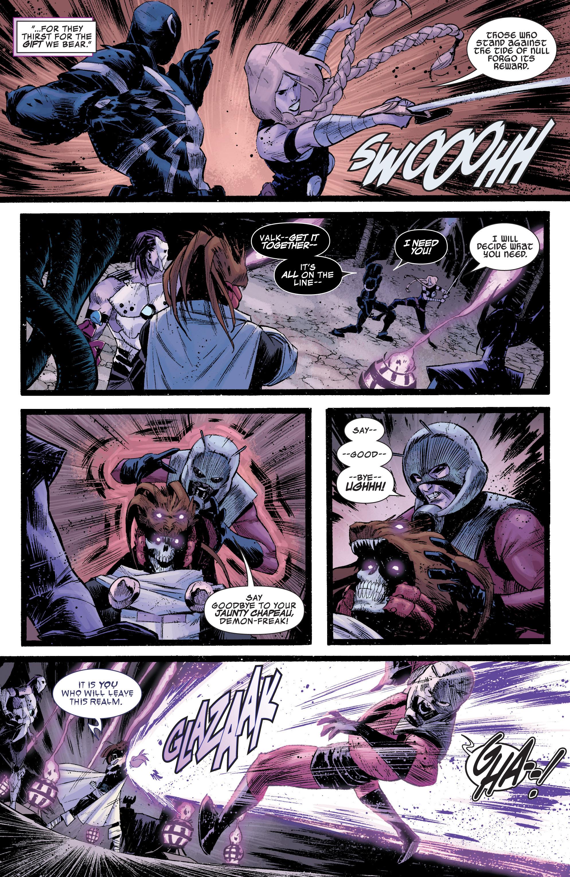 Read online Secret Avengers (2010) comic -  Issue #32 - 5