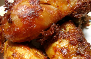 Resep Masakan Ayam Goreng Bacem Manis Spesial