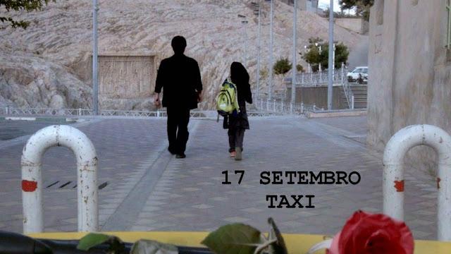 Taxi (2015) de Jafar Panahi
