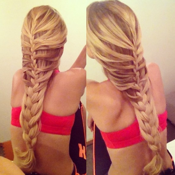 Peinados De Eiza Gonzalez En Amores Verdaderos SWEET FREEDOM: CAP. 4-...