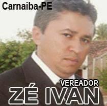 Vereador Zé Ivan