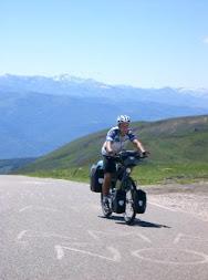 dan dwars door de Pyreneeën,...
